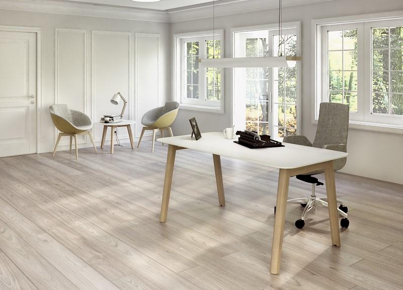 Creëer een huiselijke kantoorinrichting met de Nova Wood collectie