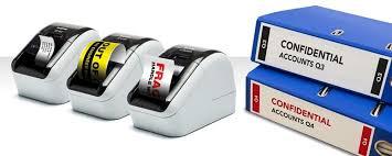 Brother lanceert QL-1100 serie label printers